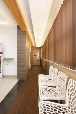 A well furnished interior in dental care in coimbatore