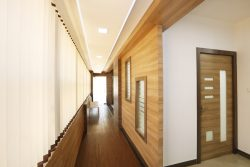 Well decorated interior design of the best dental care in coimbatore