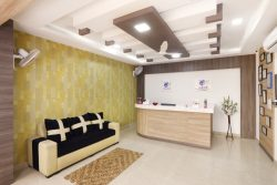 Reception in the wedentist one of the best dentist in coimbatore